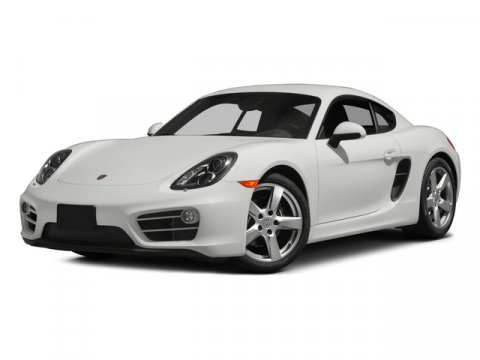2015 Porsche Cayman WhiteLuxor Beige V6 27 L Automatic 25164 miles  14-WAY ELECTRIC SPORT SEA
