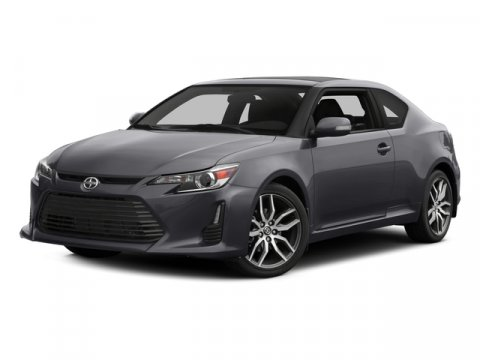 2015 Scion tC C Magnetic Gray MetallicCHARCOAL CLOTH V4 25 L Automatic 5 miles With its sporty