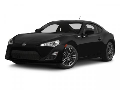 2015 Scion FR-S SteelBlack V4 20 L Manual 0 miles  Rear Wheel Drive  Power Steering  ABS  4