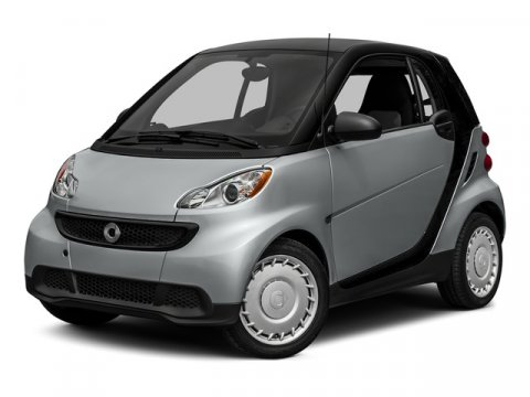 2015 smart fortwo Passion Crystal WhiteDesign Black Fa V3 10 L Automatic 13682 miles Only 13
