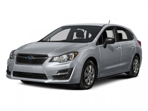 2015 Subaru Impreza Wagon 20i Premium Gray V4 20 L Variable 34101 miles  All Wheel Drive  P