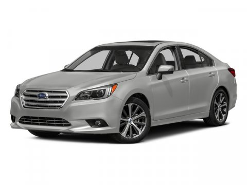2015 Subaru Legacy 25i Limited Ice Silver MetallicDARK GRAY V4 25 L Variable 0 miles  EXTERIO
