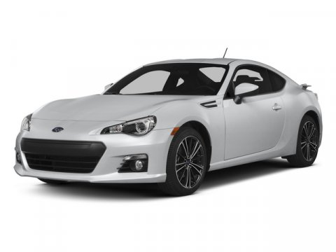 2015 Subaru BRZ Premium Crystal White PearlBLACK V4 20 L Manual 11 miles  BASE MODEL  Rear W