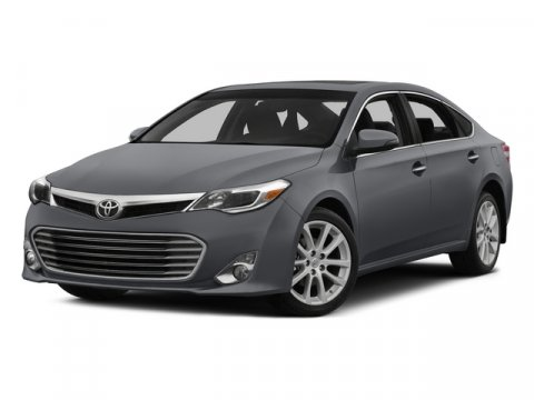 2015 Toyota Avalon XLE Magnetic Gray MetallicBlack V6 35 L Automatic 9525 miles BACK UP CAMER