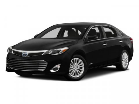 2015 Toyota Avalon Hybrid XLE Touring Parisian Night PearlBlack V4 25 L Variable 50 miles  Fr
