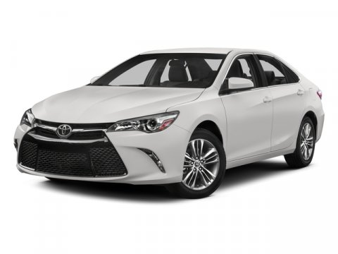2015 Toyota Camry SE Silver V4 25 L Automatic 41964 miles Black wSport Fabric Softex-Trimmed