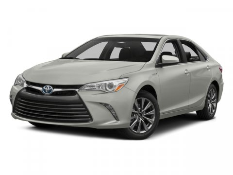 2015 Toyota Camry Hybrid XLE Super WhiteIVORY V4 25 L Variable 5 miles With a bold and aggress