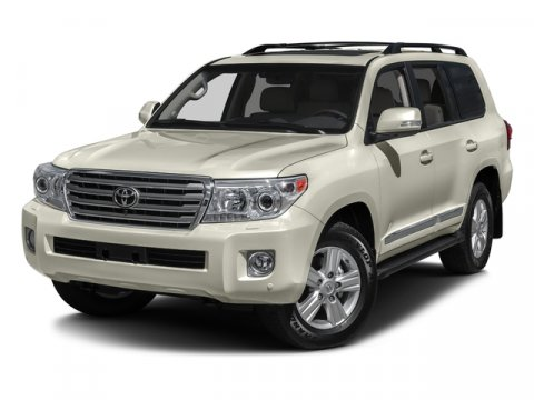 2015 Toyota Land Cruiser Blizzard PearlSandstone V8 57 L Automatic 0 miles  SPECIAL COLOR - BL