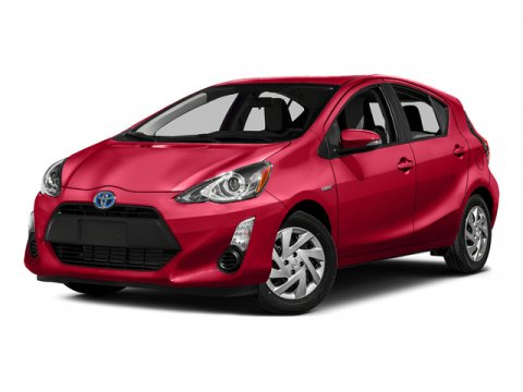 2015 Toyota Prius c One Hatchback Gold V4 15 L Variable 36508 miles Schedule your test drive