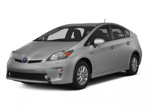 2015 Toyota Prius Plug-In Blizzard PearlDark Gray V4 18 L Variable 108 miles  Front Wheel Driv