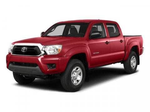 2015 Toyota Tacoma Super WhiteGraphite V6 40 L Manual 0 miles  OFF ROAD TOWING PACKAGE -inc T