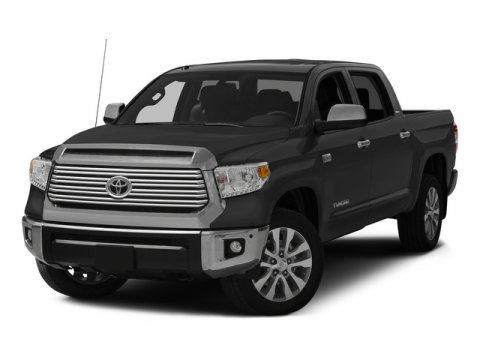 2015 Toyota Tundra LTD Magnetic Gray Metallic V8 57 L Automatic 11 miles  Four Wheel Drive  T