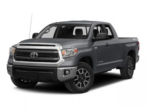2015 Toyota Tundra SR5 Super WhiteSTONE CLOTH V8 57 L Automatic 5 miles Toyotas full-size tru
