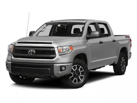 2015 Toyota Tundra SR5 Magnetic Gray MetallicBlack V8 46 L Automatic 5 miles  ALL WEATHER FLOO