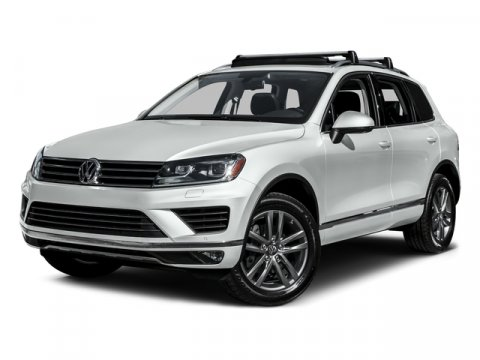 2015 Volkswagen Touareg Executive Canyon Gray MetallicBlack V6 36 L Automatic 14587 miles  Al