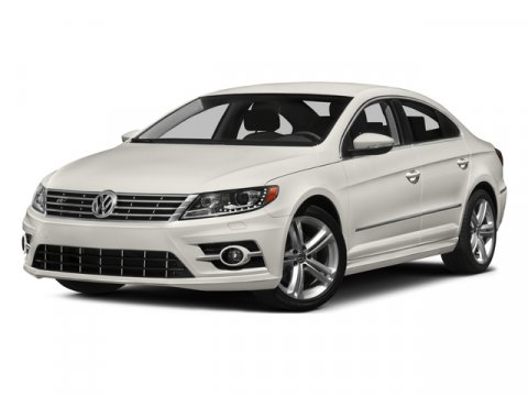 2015 Volkswagen CC R-Line Pure WhiteBLACK V4 20 L Automatic 55 miles  CARPETED MAT KIT -inc