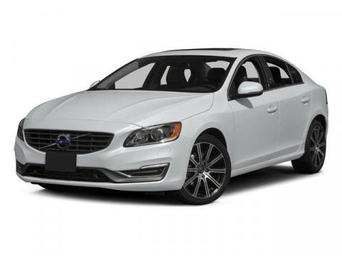 2015 Volvo S60 T5 Drive-E Premier Seashell MetallicOff-Black V4 20 L Automatic 31876 miles AB