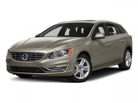 2015 Volvo V60 T5 Wagon Drive-E Premier FWD Power Blue MetallicSoft Beige V4 20 L Automatic 32