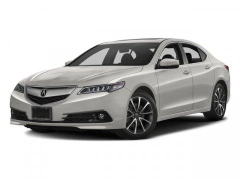 2016 Acura TLX V6 Advance Slate Silver Metallic V6 35 L Automatic 6 miles  SLATE SILVER METAL