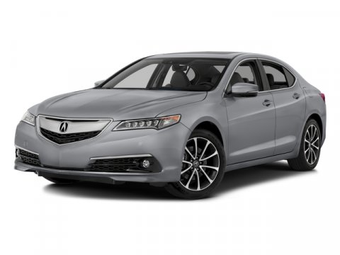 2016 Acura TLX V6 Advance Crystal Black Pearl V6 35 L Automatic 6 miles  CRYSTAL BLACK PEARL