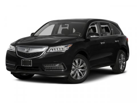 2016 Acura MDX W/Tech/Entertainment/Acurawatch