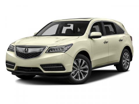 2016 Acura MDX 35L  V6 35 L Automatic 18724 miles Scores 26 Highway MPG and 18 City MPG Thi