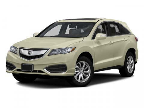 2016 Acura RDX TECHPKG White Diamond Pearl V6 35 L Automatic 7 miles   Stock 10251 VIN 5