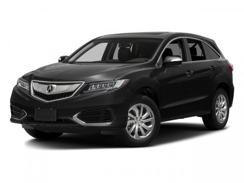 2016 Acura RDX RDX Kona Coffee Metallic V6 35 L Automatic 6 miles  KONA COFFEE METALLIC PARCH