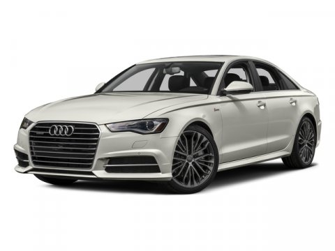 2016 Audi A6 30L TDI Premium Plus Dakota Gray MtlNougat Brown V6 30 L Automatic 9 miles  DRI