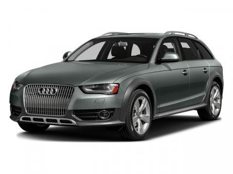 2016 Audi allroad Premium Plus Monsoon Gray MetallicBLACK INTERIOR V4 20 L Automatic 10 miles