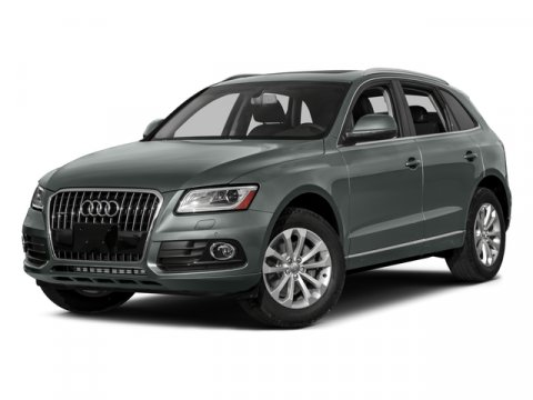 2016 Audi Q5 Premium Plus Mythos Black MetallicBlack V4 20 L Automatic 0 miles  Turbocharged