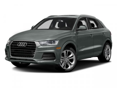 2016 Audi Q3 Premium Plus Monsoon Gray MetallicBlack V4 20 L Automatic 12139 miles CERTIFIED