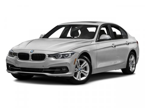 2016 BMW 3 Series 328i SilverBlack V4 20 L Automatic 31803 miles Delivers 35 Highway MPG and