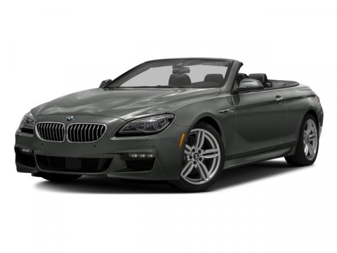 2016 BMW 6 Series 640i Convertible RWD WhiteAmaro Brown V6 30 L Automatic 14139 miles One Own