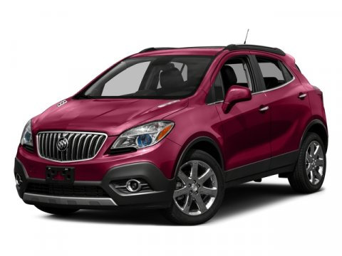 2016 Buick Encore BASE Rosewood Metallic V4 14 Automatic 8 miles  ROSEWOOD METALLIC Includes