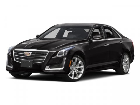 2016 Cadillac CTS Sedan Luxury Collection RWD Black RavenJET BLACK W JET BLACK ACCENTS V4 20L