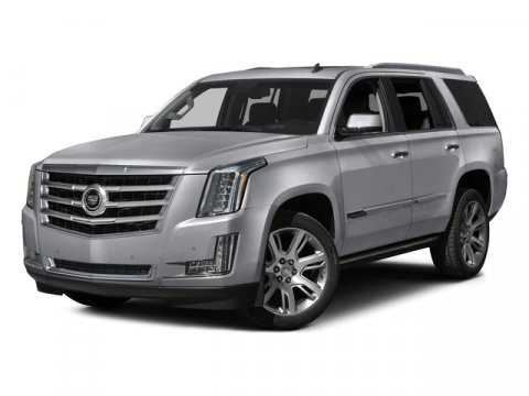 2016 Cadillac Escalade Luxury Collection Radiant Silver MetallicJET BLACK V8 62L Automatic 8 m