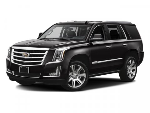 2016 Cadillac Escalade Premium Collection Black RavenJet Black V8 62L Automatic 7 miles  ASSI