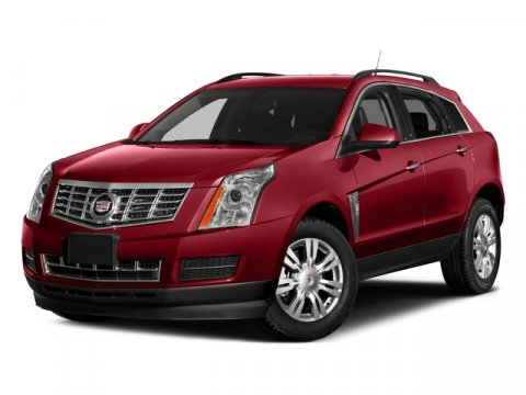 2016 Cadillac SRX Luxury Collection Platinum Ice TricoatSHALE W BROWNSTONE ACCENTS V6 36L Auto