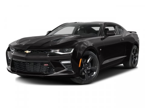 2016 Chevrolet Camaro SS Red Hot V8 62L Manual 12 miles  BLACK METALLIC RALLY STRIPES ADRENAL