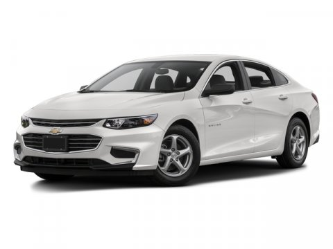 2016 Chevrolet Malibu LS Silver Ice MetallicDark AtmosphereMedium Ash Gray V4 15L Automatic 0