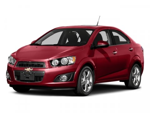 2016 Chevrolet Sonic LT  V4 18L Manual 0 miles Built in the USA the Chevrolet Sonic is the s