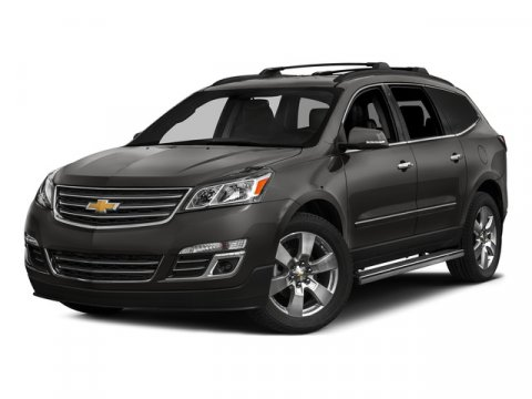 2016 Chevrolet Traverse LTZ  V6 36L Automatic 0 miles Offering the roominess of a traditional