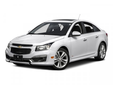 2016 Chevrolet Cruze Limited LT Summit White V4 14L Automatic 32710 miles -Carfax One Owner-