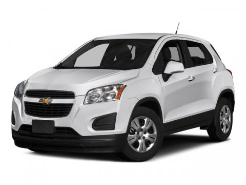 2016 Chevrolet Trax LS Summit White V4 14L Automatic 11 miles  50-STATE EMISSIONS ENGINE  EC