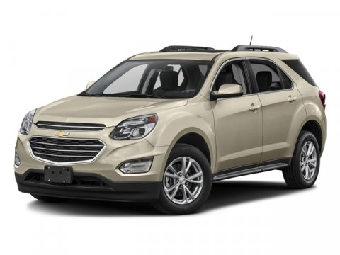 2016 Chevrolet Equinox LT FWD WhiteLight TitaniumJet Black V4 24 Automatic 10171 miles Clean