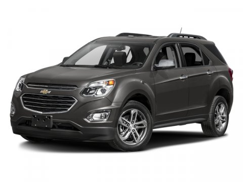 2016 Chevrolet Equinox LTZ Silver Ice MetallicJet Black V6 36 Automatic 2982 miles  DRIVER CO