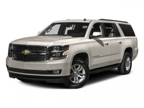 2016 Chevrolet Suburban LS BlackJet Black V8 53L Automatic 5 miles Its everything youve com