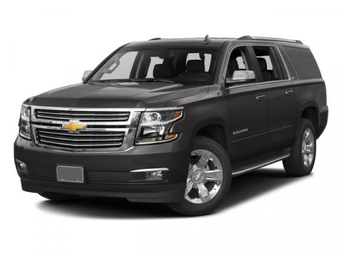 2016 Chevrolet Suburban LTZ BlackJet Black V8 53L Automatic 0 miles  Lane Departure Warning