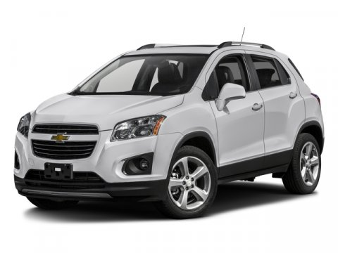 2016 Chevrolet Trax LTZ Black Granite MetallicJet Black V4 14L Automatic 0 miles  Turbocharge